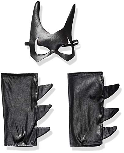 Rubie's - AC2167 - Kit licence accessoires batgirl masque et gants