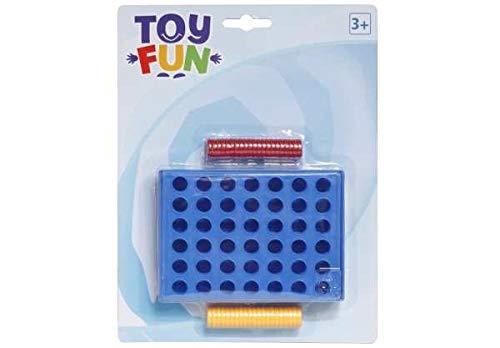 Toys of Tun Quatre dans Une rangée, W190 x H250 mm.