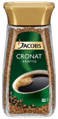 Jacobs Cronat kräftig - 200gr