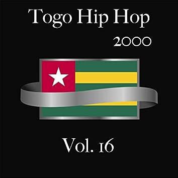 Togo Hip Hop 2000, Vol. 16