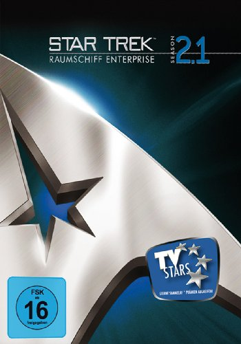 Raumschiff Enterprise - Staffel 2.1 (4 DVDs)