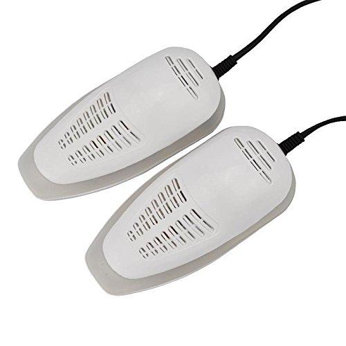 Esterilizador de zapatos secador Calentador el¨¦ctrico zapatos Deshumidificar pies protector blanco