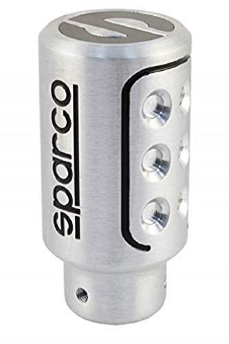 Sparco Spc OPC01030000 Pomello Cambio, Cromato