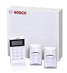 Bosch Profi Einbruchmeldeanlage Alarmanlage AMAX 2100 Economy Komplett-Set (Nachfolger der AMAX 2000)