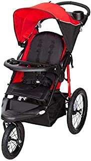 Babytrend Xcel-R8 Jogger Stroller Ruby Red, Piece of 1