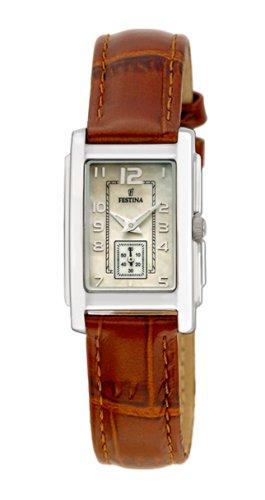 FESTINA Dau F16198-3 - Reloj Unisex de Cuarzo, Correa de Pie