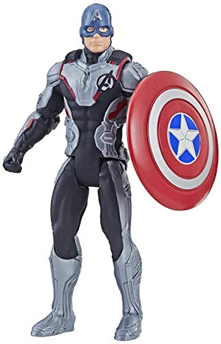 Avengers Marvel Endgame Team Suit Captain America 6'-Scale...