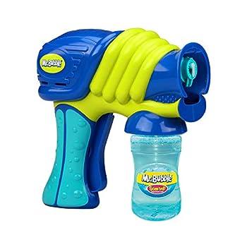 Kid Galaxy Mr Bubble Toy Blaster Gun Green  20112