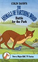 Battle For The Park (Red Fox Middle Fiction) by Colin Dann (1993-01-07)