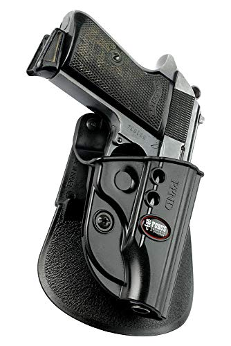 Fobus Roto Evolution Series RH Paddle PPKE2RP Walther PPK by Fobus