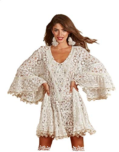 Antica Sartoria Sorrento 5 Vestido (Blanco)