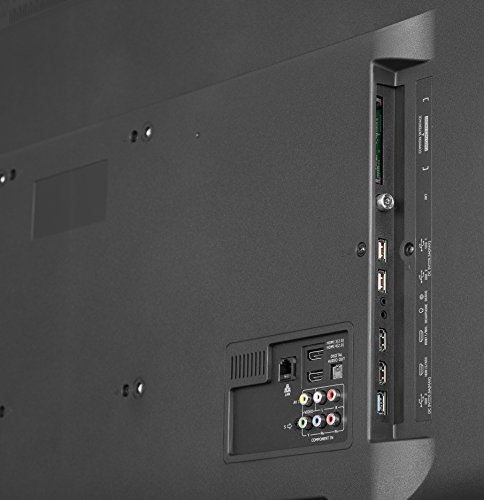 Hisense UB40EC591 102 cm (40 Zoll) Fernseher (Ultra HD, Triple Tuner, Smart TV)