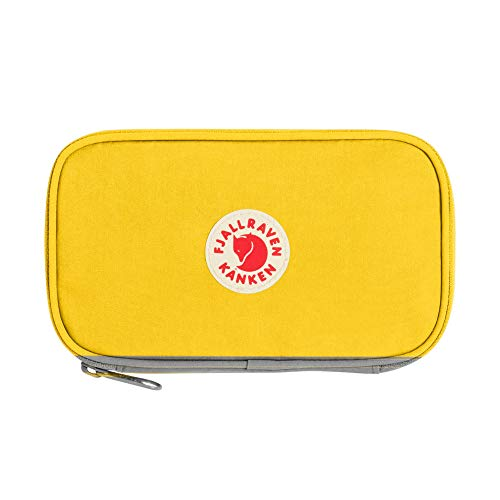 Fjallraven Kånken Travel Wallets and Small Bags, Warm Yellow, OneSize