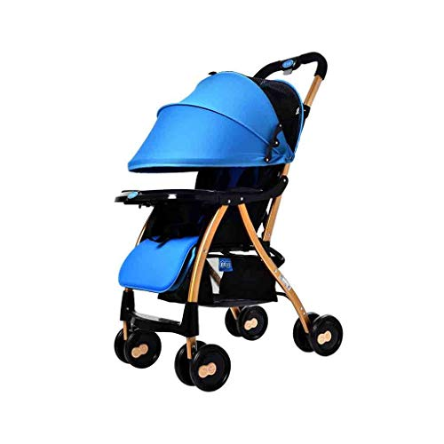 Why Choose Queen Boutiques Baby Stroller Lightweight Folding Portable Stroller Rotating Wheel Suitab...