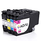 LC3037XXL, GAOYU Compatible Ink Cartridge Replacement for Brother LC3037XXL LC3039 Super High-Yield with Brother MFC-J5845DW MFC-J5945DW MFC-J6545DW MFC-J6945DW Printer, 4 Pack CMYBK
