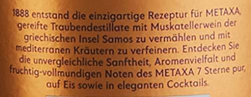 Metaxa 7 Sterne Brandy - 4
