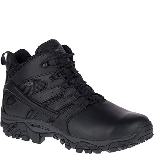 Merrell Work Moab 2 Mid Tactical Response Waterproof Boots