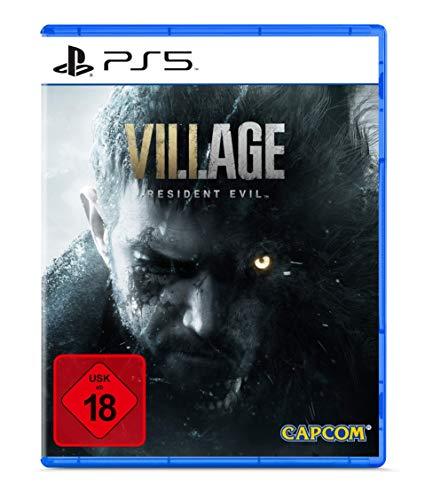 Resident Evil Village [PS5] European Version [Français, Anglais, Allemand, Espagnol, Italien]