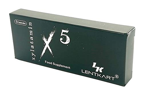 X5 Xylatamin - Natural Male Supplement - Herbal Supplement for Men