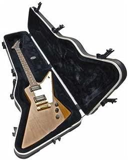 SKB Hardshell - TSA Latch, Over-Molded Handle for Gibson Explorer and Firebird guitars