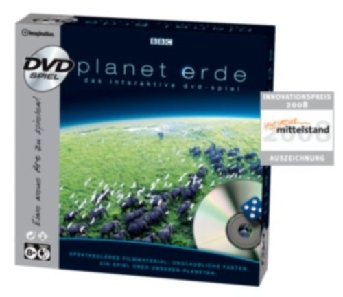 Imagination Games 1545 - Planet Erde, interaktives DVD-Spiel