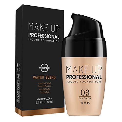 ZUZU Crème Base Crème Visage Correcteur Longue Durée Liquide Air Base Coussin Sun Block Maquillage,03