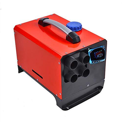 Perfecthome inbouwapparaat voor staande verwarming, 5 kW, verwarming voor brandstofverwarmingstoestellen, verwarmingstoestel voor verwarming van lucht in staande haard 12 V/24 V 4
