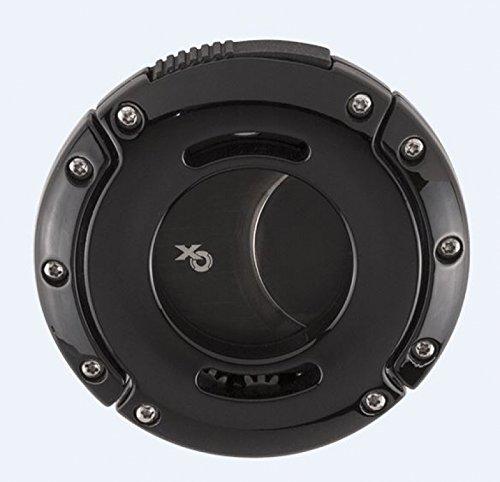 Lifestyle-Ambiente Xikar Cutter XO Zigarrencutter Black - Klinge Keramik beschichtet