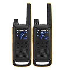 Motorola Talkabout T82 Extreme PMR Radio - Twinpack