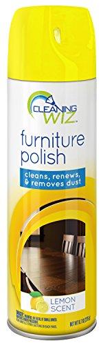 Cleaning Wiz Furniture Polish