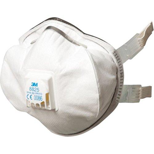 Preisvergleich Produktbild 3 M Atemschutzmaske FFP 2 Box a 5 Stück,  3M-Typ 8825 55836160