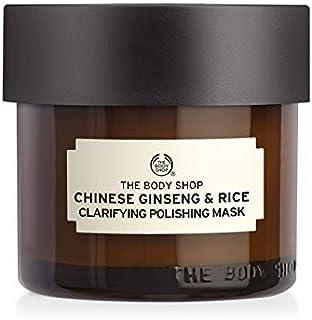 قناع التنعيم والتنقية بالجينسنغ والارز الصيني من ذا بودي شوب - 75 مل