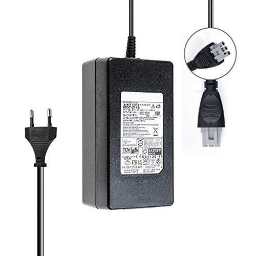 Netzadapter Ladegerät Netzgerät Drucker Netzteil für HP PSC 1415 1315 1507 5610 5510 2510 0950-4466, 0957-2094, 0957-2153, 0957-2178, 0957-2166, 0957-2146,0957-2083, 0959-2154, 0959-2177