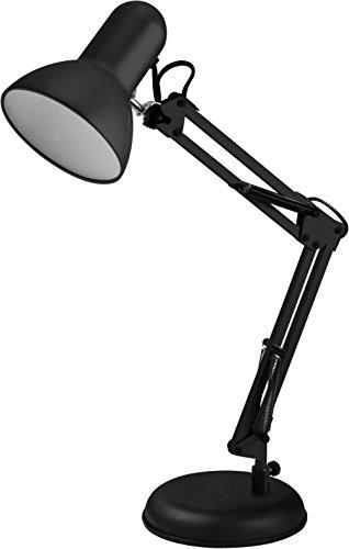 Startec 110110000, Luminária de Mesa Empire B, 60 W, Preto