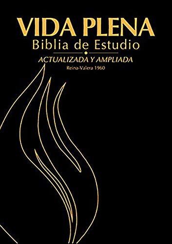 Compare Textbook Prices for Vida Plena Biblia de Estudio - Actualizada y Ampliada: Reina Valera 1960 Spanish Edition Expanded, Updated Edition ISBN 9780736106016 by Life Publishers