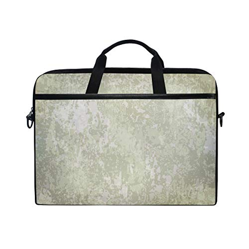 Abstract Marble Laptop Shoulder Bag Notebook Computer Handbag Sleeve Table Carrying Case Messenger Bags Fits 13-15.4 in for Men Women Boys Girls
