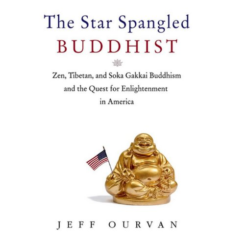 Star-Spangled Buddhist audiobook cover art