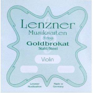 Goldbrokat ゴールドブラカット バイオリン分数弦 (1/8-4番線 G線)