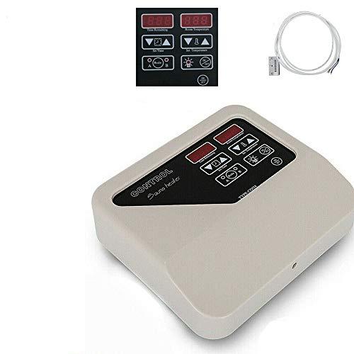 Saunasteuerung Mit Temperaturanzeige Saunaöfen Externe Steuerung Überhitzungsschutz 3-9Kw 380V-415V
