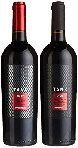 "Camivini Weingeschenk""Tank"" (2 x 0.75 l)"