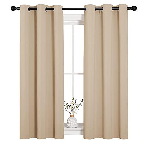 cortina visillo comedor de la marca NICETOWN