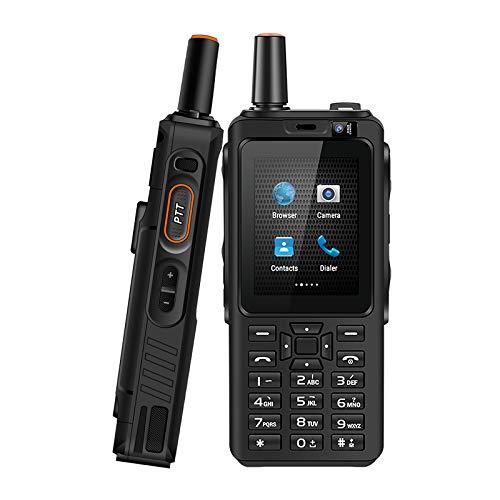 LCC UNIWA F40 ZELLO WALLO WALKIE Talkie 4G TELÉFONO MÓVIL IP65 Impermeable Smartphone Smartphone MTK6737M 1GB + 8GB Cuádruple 4G Smartphone