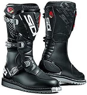 Sidi Discovery Rain Motorcycle Boots (45, Black)