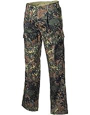 Militär a Bundeswehr Camuflaje Pantalones Usado