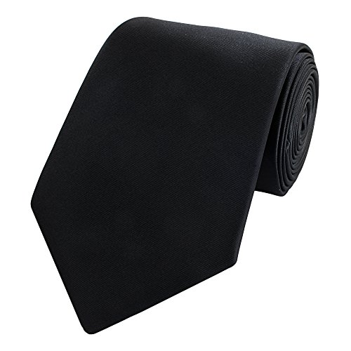 Fabio Farini Cravate de en noir