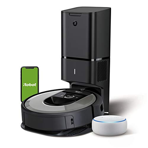 iRobot Roomba i7+ (i7556) + Echo Dot (3.ª generación)