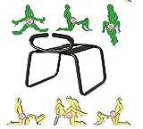 GotWindy Ergonomie Heavy Duty Bounce Tabouret Multifonctions Chaise Convient De Nombreux postes Massage Relaxant Props Scène Interactive