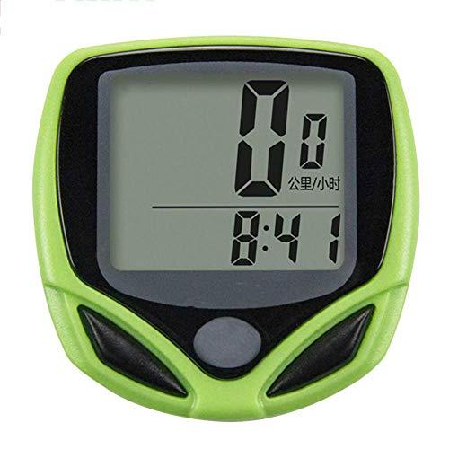 Nonebranded Timer Training Timer Ausrüstung LCD Code Tabelle MTB Fahrrad wasserdichte Timer Ausrüstung Intervall Training Sport Digital Kilometerzähler