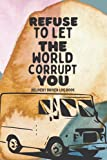 Refuse to let the world corrupt you: Daily delivery driver tracker ~ recap...