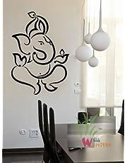 Ganesh with Diya